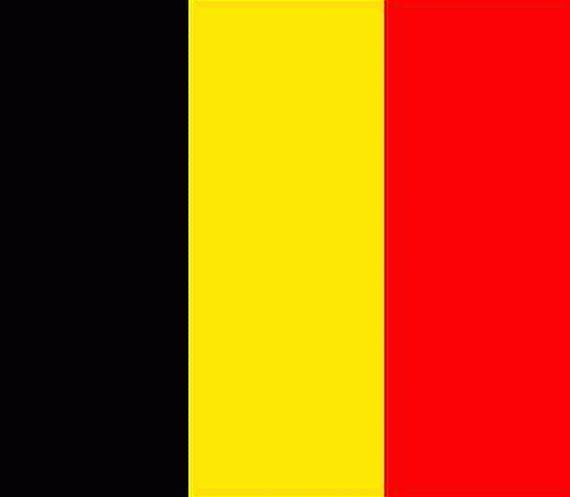 Drapeau belge Bis